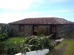 In Ponta de Faja de Faja liegen die beiden Ferienhäuser, Insel Flores/Azoren