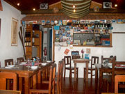 Das O´Esconderijo wird von zwei bayrischen Auswanderen geführt, Faial-Azoren