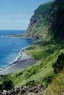 Die Faja Lopo Vaz im Süden von Flores ist sicherlich einer der schönsten Fajas auf den ganzen Azoren