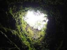 Durch den Vulkanismus sind auf den Azoren viele Höhlen entstanden, die auch begehbar sind. Terceira/Azoren