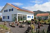 In der Pensao Francisca gibt es neben Zimmern auch einen Bungalow, Santa Maria/Azoren