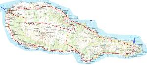 Pico Karte/Azoren