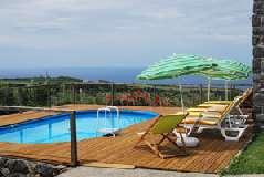 Tradicampo bietet Landhäuser im Bezirk Nordeste an, die mit traditionellen Materialen renoviert sind, Sao Miguel/Azoren