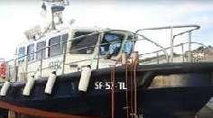 Ariel heißt die neue Fähre, die seit September zwischen den Azoreninseln Corvo und Flores unterwegs ist.