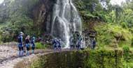 Canyoning ist ein Riesenspass auf den Azoren